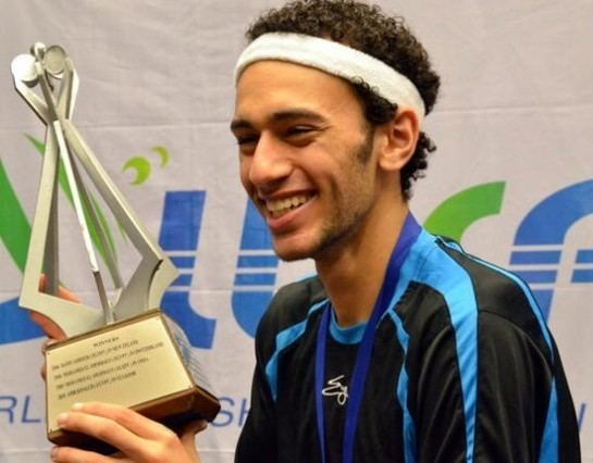 Marwan El Shorbagy History was made when Shorbagy took World Junior Title