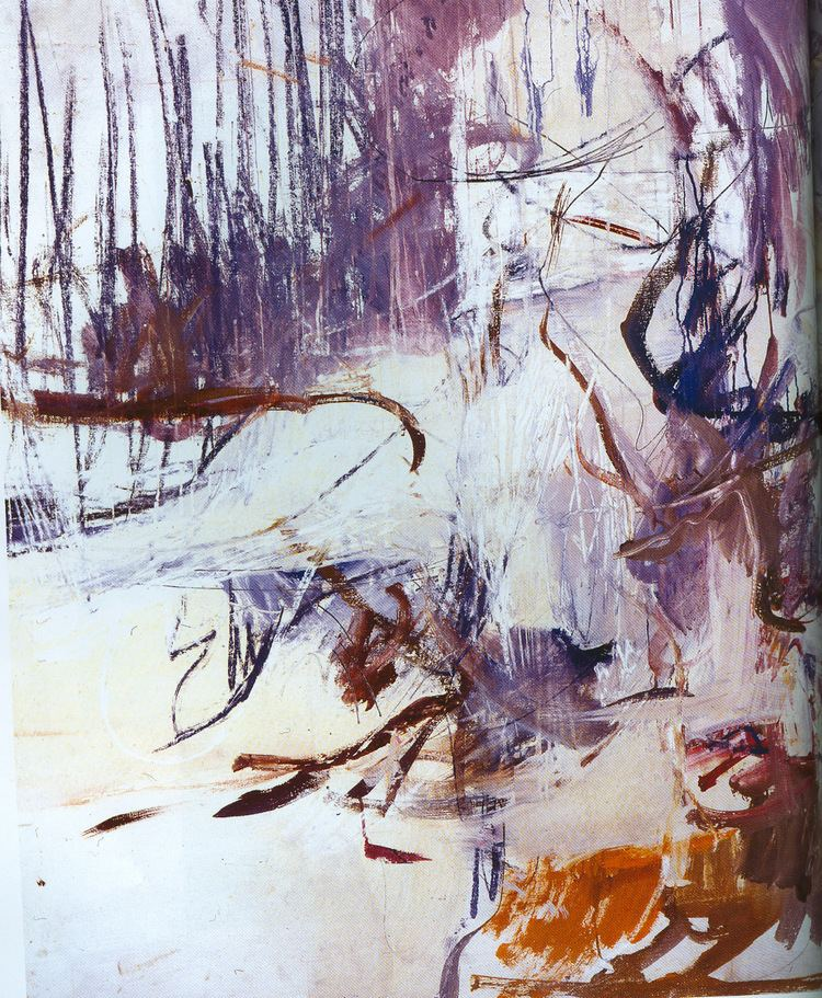 Mary Abbott Mary Abbott Abstract Expressionist by Clairan Ferrono