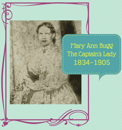 Mary Ann Bugg Australian History Mary Ann Bugg Little Bit of Thyme