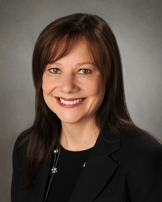 Mary Barra General Motors Names Mary Barra CEO As Bailout Officially