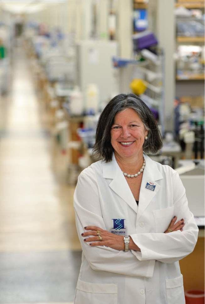 Mary Beckerle Utahs Mary Beckerle a powerful voice on Cancer Moonshot