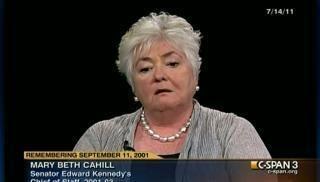 Mary Beth Cahill Mary Beth Cahill CSPANorg