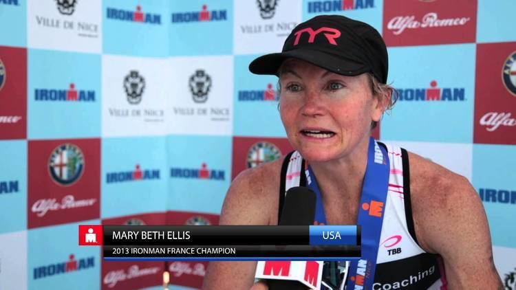 Mary Beth Ellis Mary Beth Ellis wins Ironman Nice 2013 YouTube