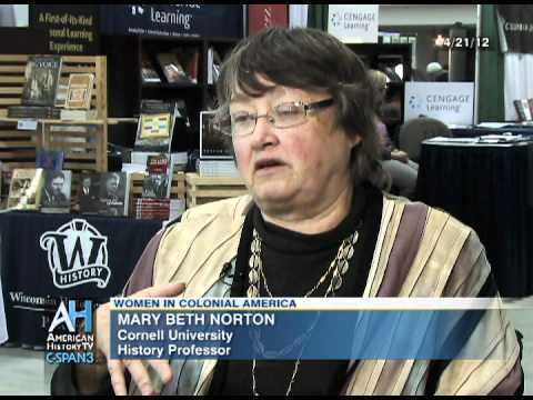 Mary Beth Norton Mary Beth Norton on the Salem Witch Trials of 1692 YouTube