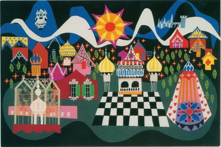 Mary Blair One Of Disney39s Most Influential Female Artists Finally