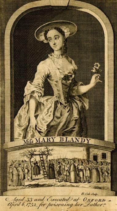 Mary Blandy Mary Blandy Criminalia la enciclopedia del crimen