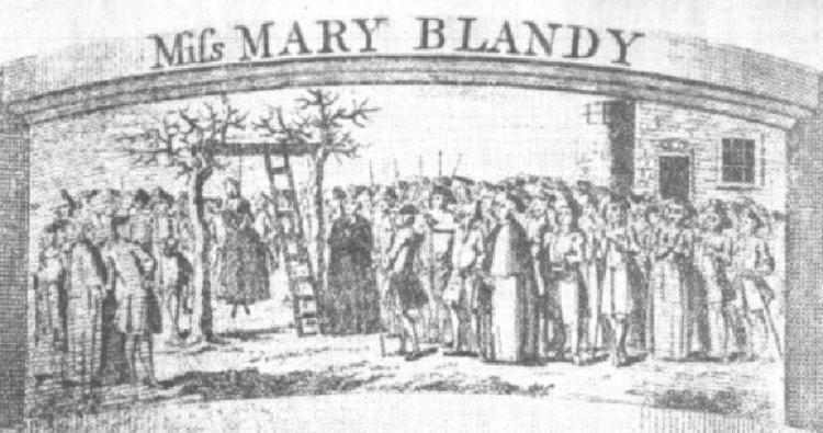 Mary Blandy Mary Blandy