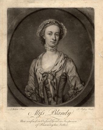 Mary Blandy Russian Billionaire Buys Haunted Home of Betrayed Mary Blandy1752