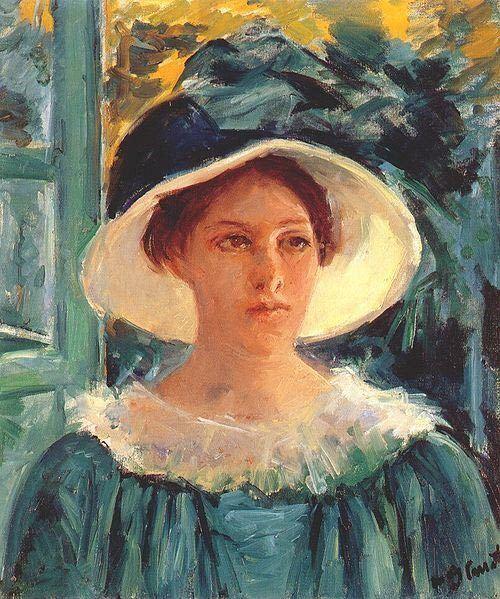 Mary Cassatt Mary Cassatt Biography 18441926 Life of An American