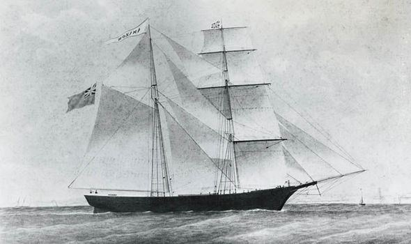 Mary Celeste Top ten things you didn39t know about the Mary Celeste Top 10 Facts