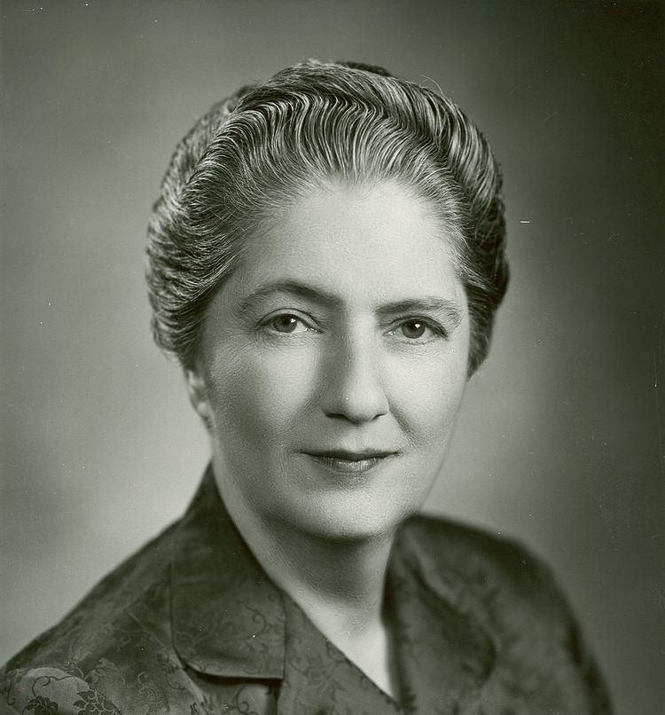 Mary Elizabeth Pruett Farrington