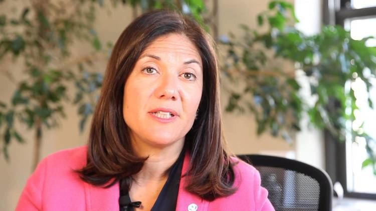 Mary Ellen Iskenderian Mary Ellen Iskenderian on overcoming the financial gender