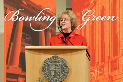 Mary Ellen Mazey Dr Mary Ellen Mazey named BGSUs 11th president