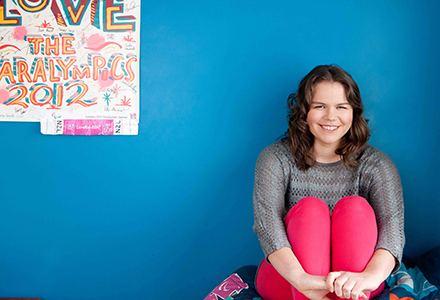 Mary Fisher (swimmer) Paralympic swimmer Mary Fisher New Idea Magazine Yahoo