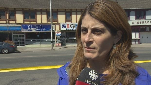 Mary Fragedakis Councillor Mary Fragedakis to call on city to support rent control