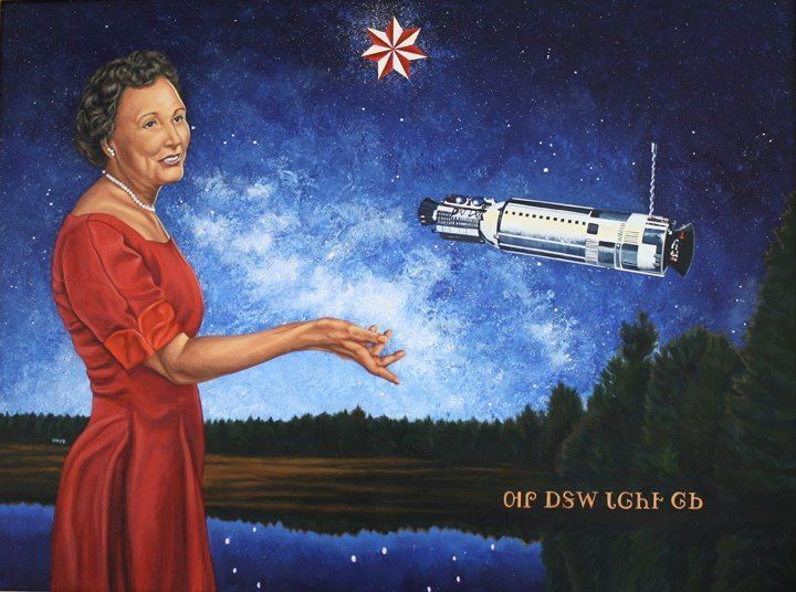 Mary G. Ross Native Space Ace Mary Golda Ross Portrait by America Meredith