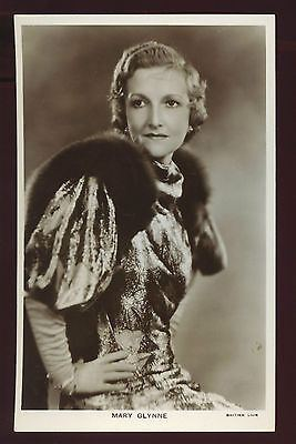 Mary Glynne MARY GLYNNE MOVIE ACTRESS PICTUREGOER 791 REAL PHOTO RPPC c