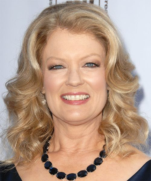 Mary Hart Mary Hart Hairstyles Celebrity Hairstyles by