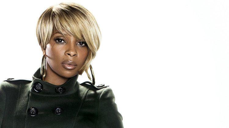 Mary J. Blige Mary J Blige Music fanart fanarttv