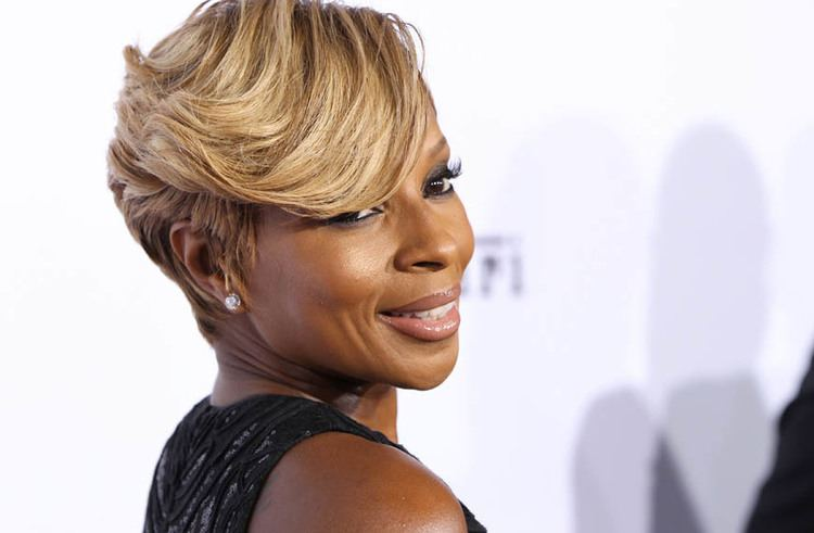 Mary J. Blige How to seperate work and pleasure by Mary J Blige 39space
