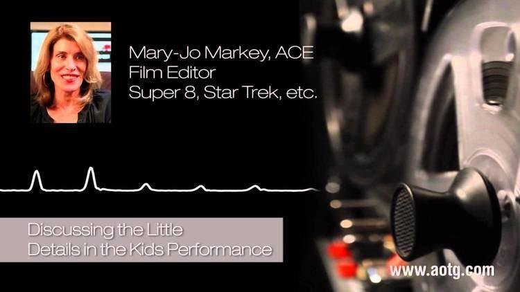 Mary Jo Markey Mary Jo Markey Editor of Super 8 Star Trek and the coming Star