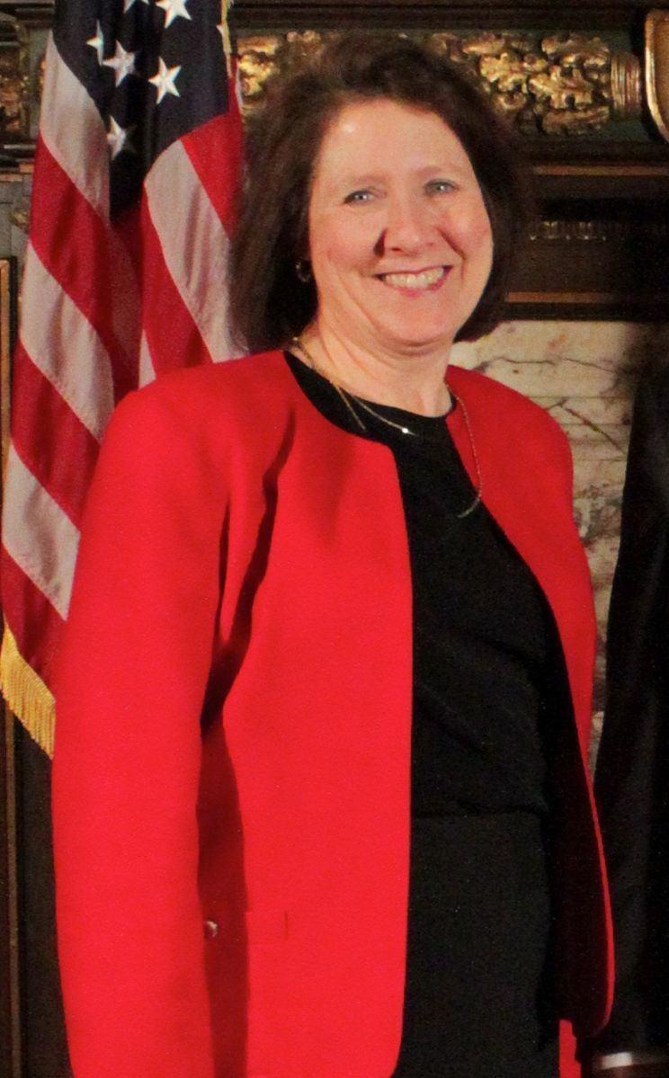 Mary Jo McGuire