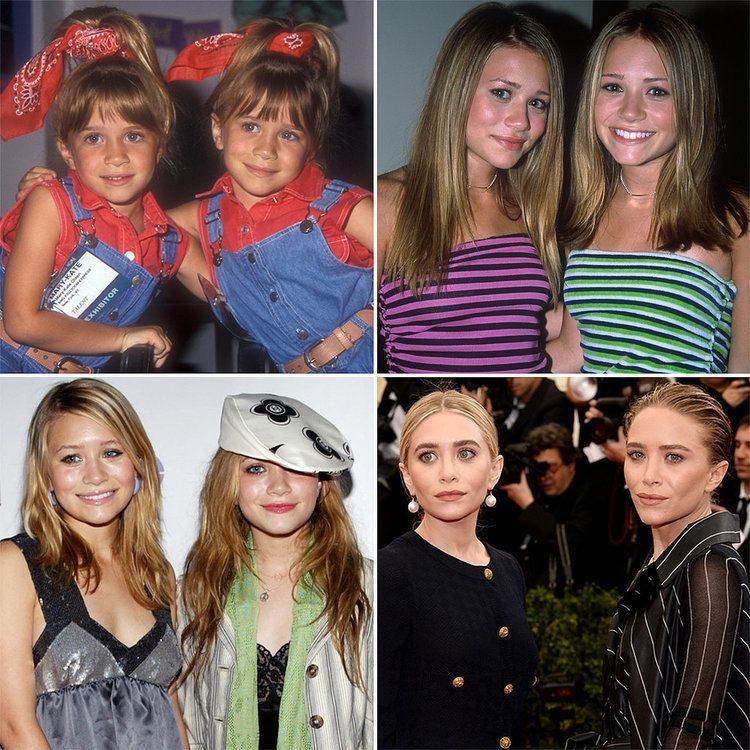 Mary-Kate and Ashley Olsen MaryKate and Ashley Olsen Red Carpet Pictures POPSUGAR