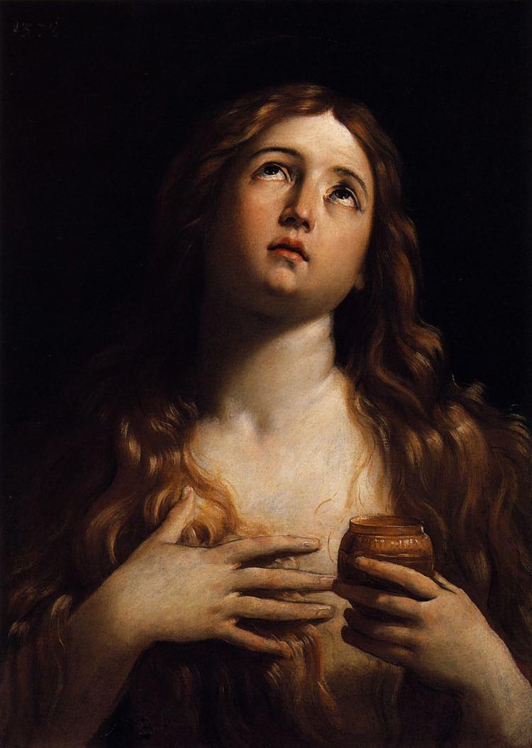 Mary Magdalene Mary Magdalene Guido Reni WikiArtorg