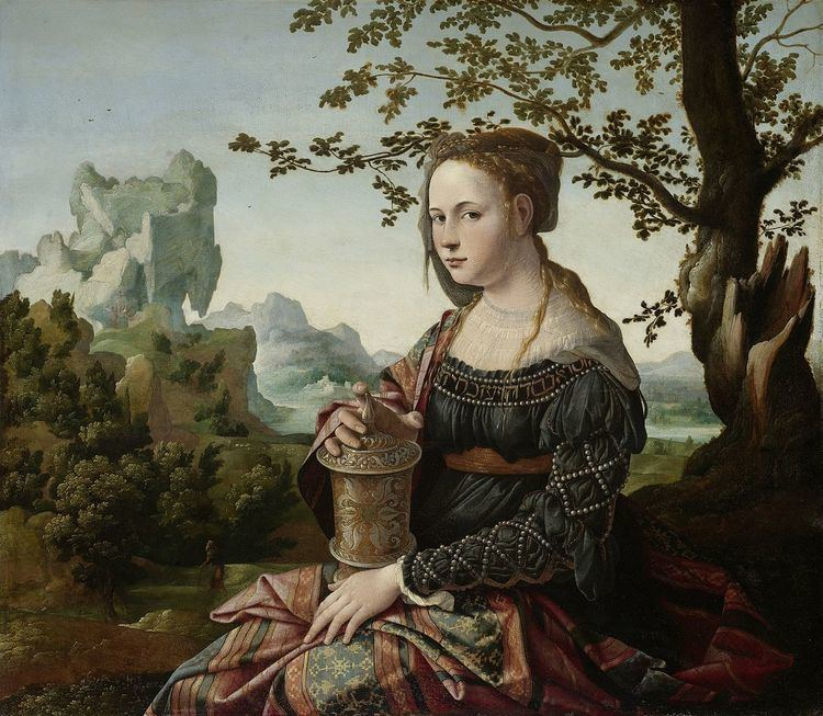 Mary Magdalene (Scorel)