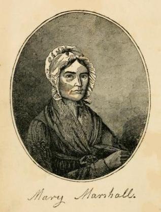 Mary Marshall Dyer