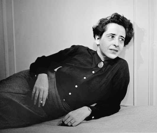 Mary McCarthy (author) In Which God Knows Whatever Possessed Hannah Arendt And Mary