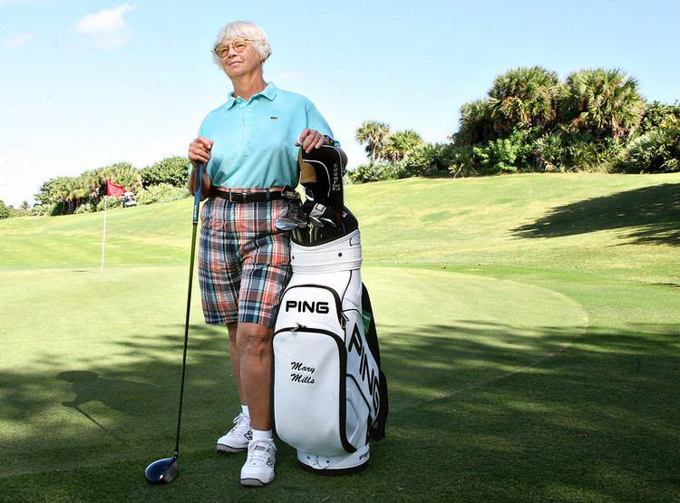 Mary Mills (golfer) Mary Mills TimStepien