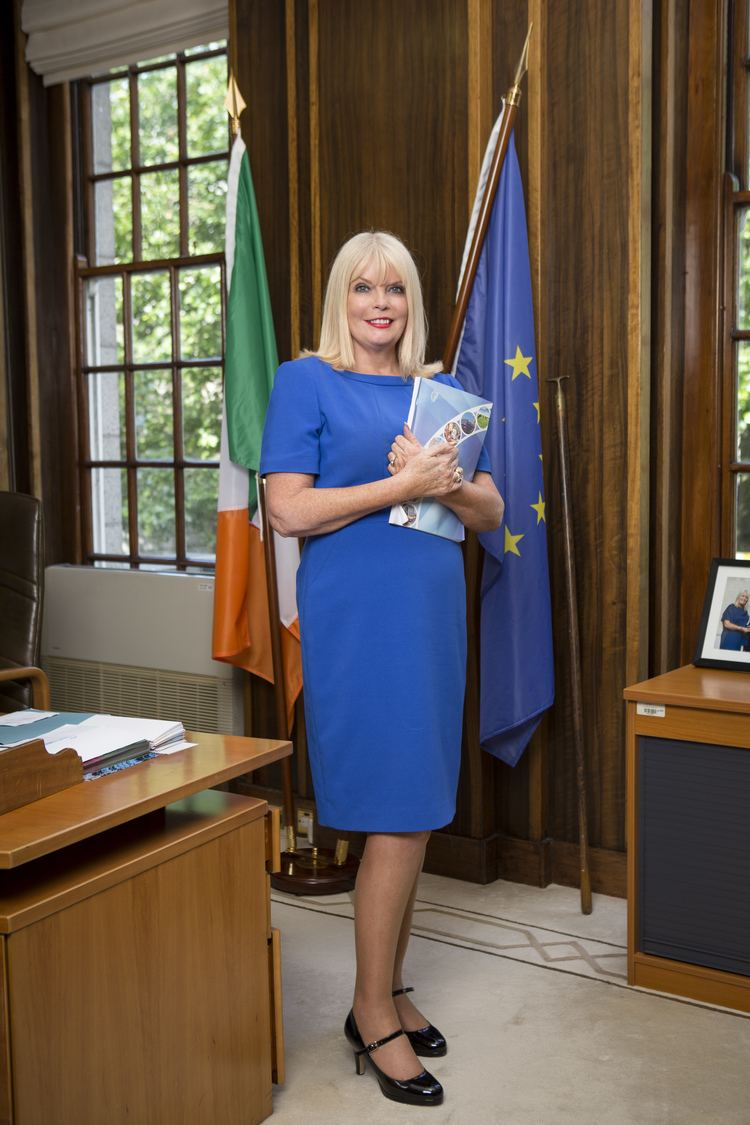 Mary Mitchell O'Connor Minister MitchellO39Connor on 5day 2city investment amp marketing