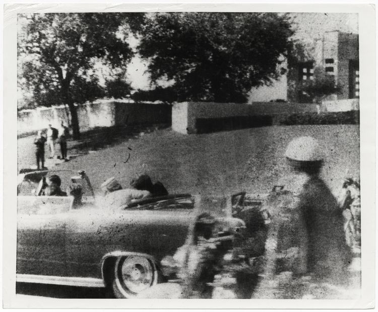 Mary Moorman Bystanders The Assassination of JFK and Citizen