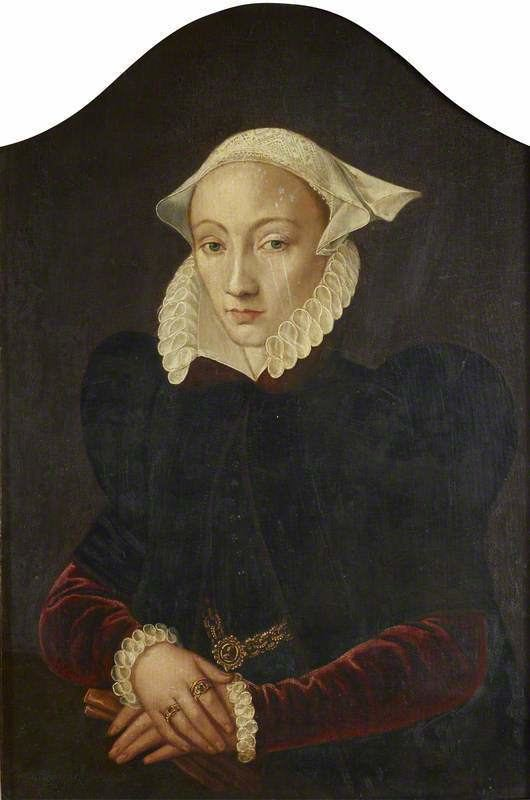 Mary of Guise A Supposed Portrait of Mary of Guise 15151560 Queen of Scotland