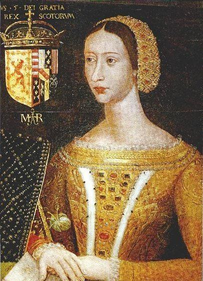 Mary of Guise Mary STUART Queen of Scotland
