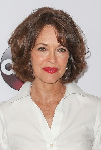 Mary Page Keller Short Celebrity Hairstyles for Women Over 50Mary Page