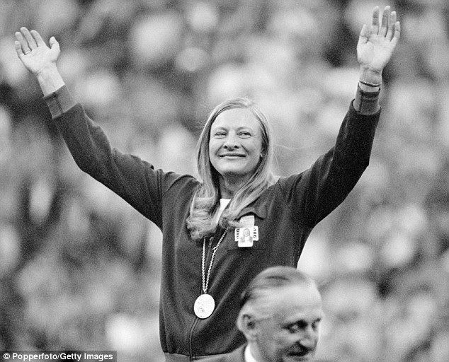 Mary Peters (athlete) Hail Dame Mary Peters the Queen of Belfast who defied the bombers