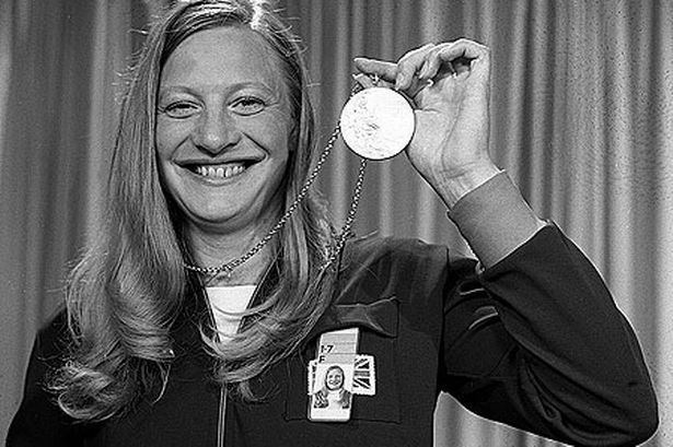 Mary Peters (athlete) Mary Peters recalls winning gold in the pentathlon at the