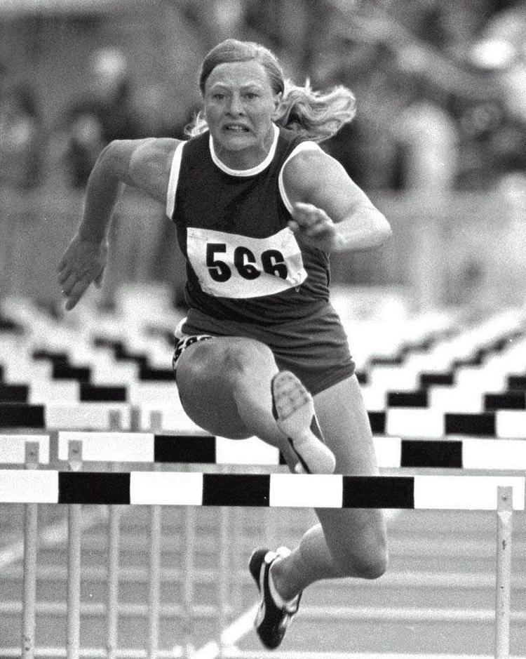 Mary Peters (athlete) Untitled Document