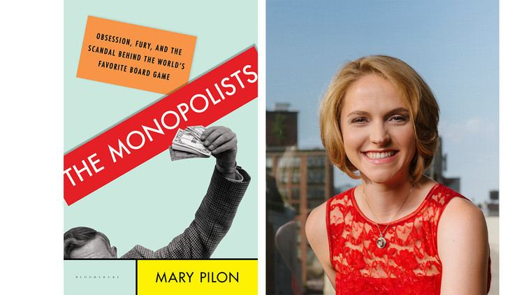 Mary Pilon Review It39s game on for the author of 39Monopolists39 LA