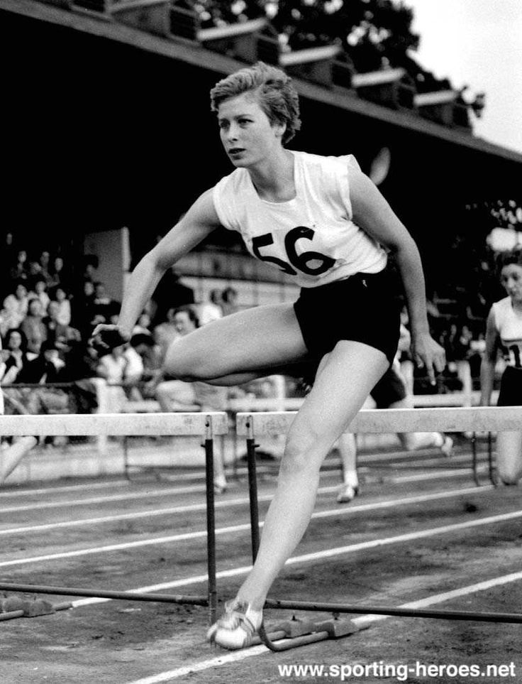 Mary Rand Mary Rand 195039s British Olympic athlete Olympics