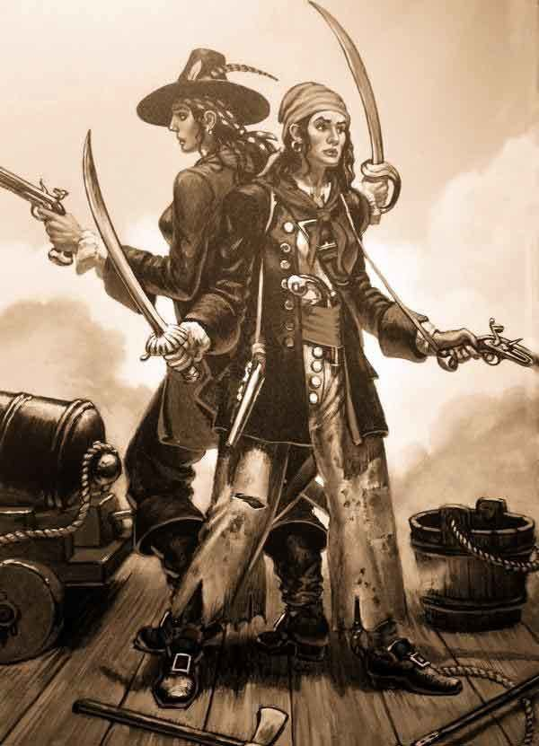 Mary Read Mary Read Notorious Pirate