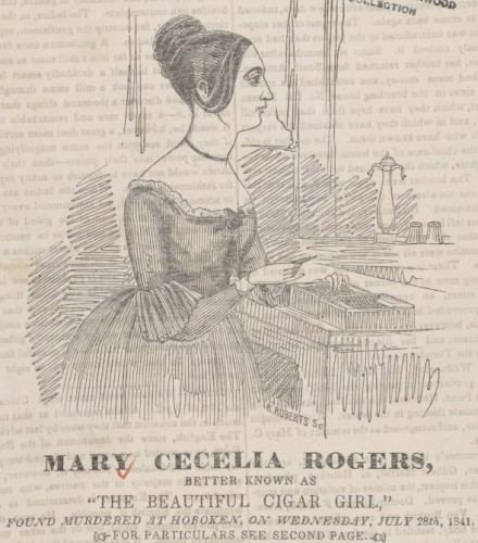 Mary Rogers Edgar Allan Poe Tried and Failed to Crack the Mysterious