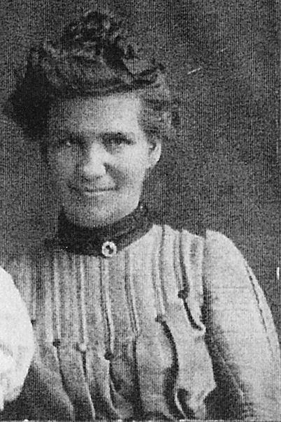 Mary Rogers James A Scott family