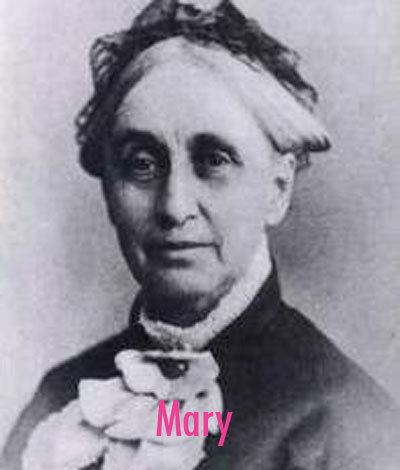 Mary Rozet Smith Mary Grew and Margaret Burleigh Boston Mary Margaret 7