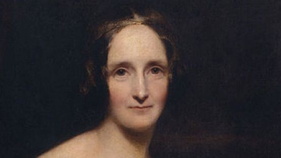 Mary Shelley Account of Mary Shelley Author of Frankenstein Donegal