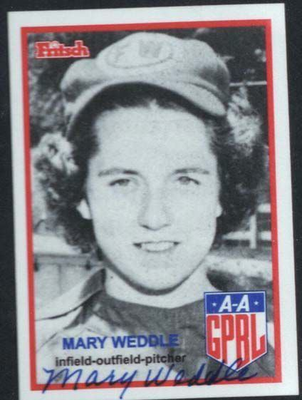 Mary Weddle PLAY BALL For the love of the game Corbins Mary Weddle Hines