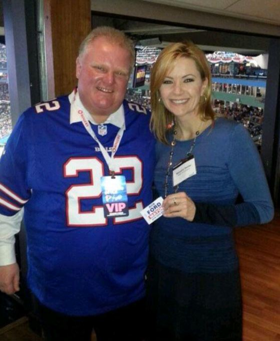 Maryalice Demler What the Hell was This Buffalo Anchor Thinking FTVLive