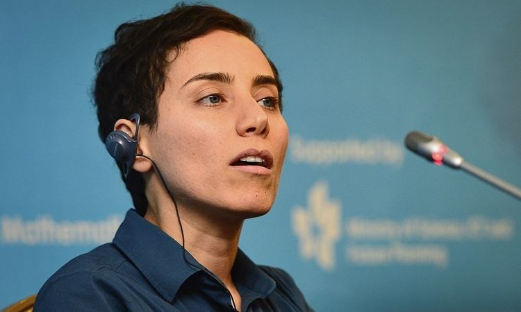 Maryam Mirzakhani A woman finally wins the Fields Medal after 50 years Why